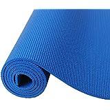 Narains Packaging Textured Pattern, Anti Skid Yoga Mat With Bag