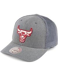 Casquette Trucker Washout Chicago Bulls noir MITCHELL & NESS