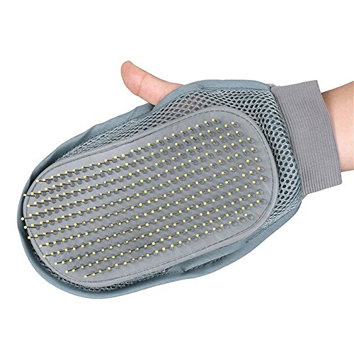 Yliansong pet massage brush guanti per il massaggio guanti per il bagno articoli per la pulizia pet dedicated