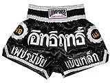 Lumpinee Muay Thai Kick Boxen Shorts : LUM-002 Größe M