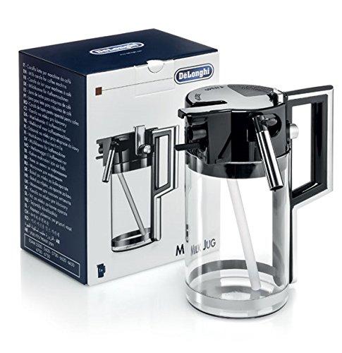 Milchbehlter-mit-Deckel-fr-De-Longhi-Kaffeevollautomaten-Typ-ESAM-5500-ESAM-5600-ESAM-5700-ESAM-6620-ESAM-6650-und-ESAM-6700