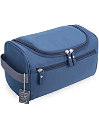 H S Toiletry Bag Overnight Wash Bag Hanging Gym Shaving Bag for Men and  Women Ladies Travel 76d4a3c36f1f7