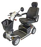 Elektromobil Scooter Life Sport, 4 Räder, 10 km/h, Elektro-Scooter mit Reichweite bis 40 km, Vollfederung, 24 Monate Full Service vor Ort