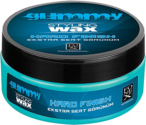 x3-fonex-gummy-bubble-gum-super-wax-hair-styling-wax-hard-finish-150ml-free-uk-delivery