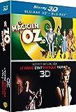 Coffret : le magicien d'oz 3D ; le crime était presque parfait 3D