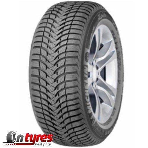 Michelin, 205/50 R16 87H  Alpin A4 e/c/70 - PKW Reifen (Winterreifen)