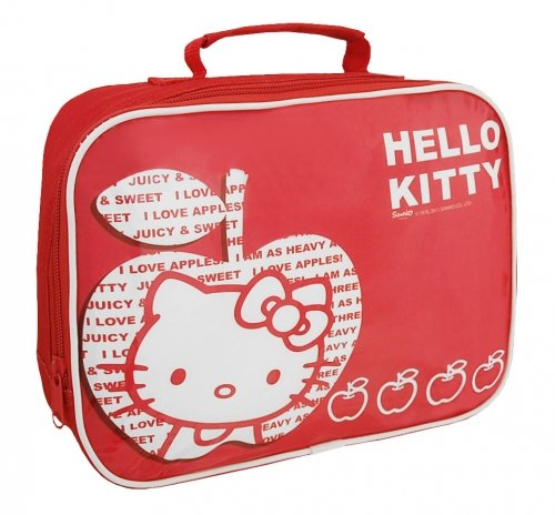 Hello Kitty Love Apples Brotdose, Geschenk zur (Ideen Home Kostüme Kinder)