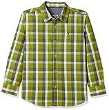 #6: Allen Solly Junior Boys' Plain Cotton Shirt