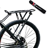 Nexify Bicycle Luggage Rack (Rear) - Holds Bags, Panniers,...