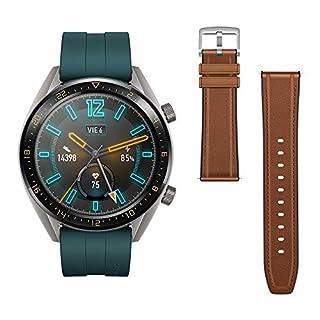 Huawei Watch GT Active - Reloj Inteligente, Verde, 46 mm, Reloj+Correa (B07TMP3ZPY) | Amazon price tracker / tracking, Amazon price history charts, Amazon price watches, Amazon price drop alerts