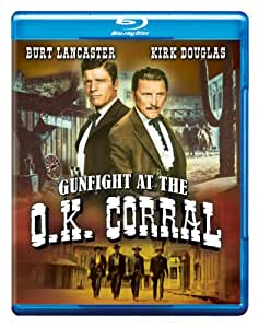 Gunfight at the O.K. Corral [Blu-ray] [1957] [US Import]