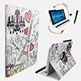 Tablette Sacoche pour Denver tiq 10343 Coque Étui Case + Stylet – 10.1 'Paris 4 360 ?