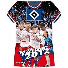 HSV Hamburger SV Trikotkalender 2012