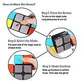 Yojoloin Jouets pour 5-12 Ans Garçons Filles Rubiks Cube Magique Musique...