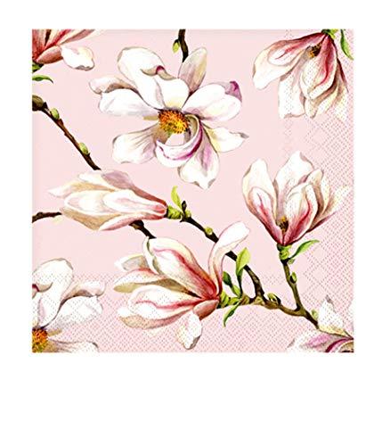 CEDON Kollektion Serviette, Magnolie rosé -
