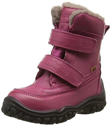 Bisgaard TEX boot 62502216, Mädchen Schneestiefel, Rosa(4002 Pink) 35