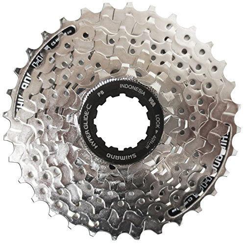 Strict 8-fach Cassette Shimano Cs-hg41 11-30 Dents Cycling