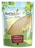 Food to Live Semillas de girasol de amaranto orgánicas sin OMG Kosher 453 gramos