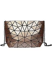 2018 Summer Hot Sale Chain Women Bag Bao Hologram Crossbody Bag For Women Fashion Shoulder Bags Woman Messenge...