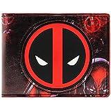 Marvel Deadpool Animierte Anti Hero Mehrfarbig Portemonnaie Geldbörse