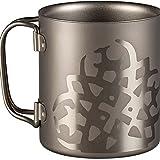 Nordisk Titan Thermobecher,Silber, 450 ml