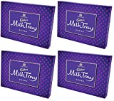 Cadbury Milk Tray Box, 180g - Pack of 4