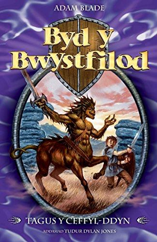 Tagus y Ceffyl-Ddyn: Byd y Bwystfilod (Welsh Edition) eBook: Adam ...