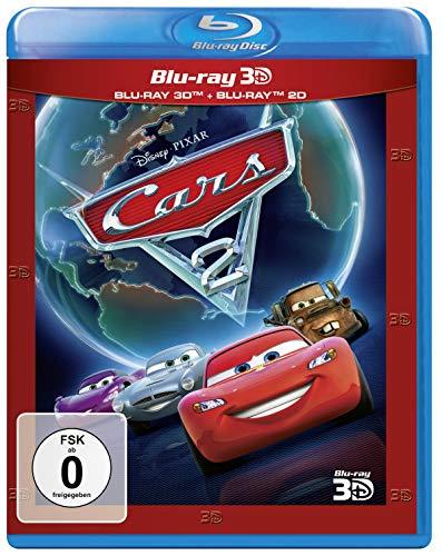 Cars 2  (+ Blu-ray)