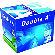 Double A Premium - Papier à imprimer (format A4, 80 g / m², 2.500 feuilles), blanc