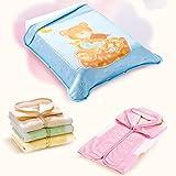 Saco para Bebé Modelo BABY SAC LAIA 778, Color AMARILLO, Medida 80x90cm
