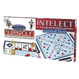 Falomir Superpoly + Intelect magnético, Juego de Mesa, Clásicos (11699)