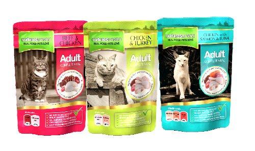 Natures Menu Multi Pack 12 x 100 g (Pack of 4)