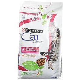 Purina Cat Chow Urinary Alimenti Gatto Secco F.Media, Multicolore, Unica
