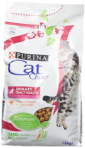 Purina Cat Chow Urinary Alimenti Gatto Secco F.Media, Multicolore, Unica