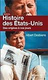 Telecharger Livres Histoire des Etats Unis Des origines a nos jours (PDF,EPUB,MOBI) gratuits en Francaise