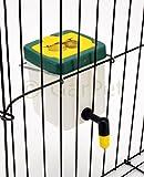 Küken Nager Hasen Kaninchen Hühner Geflügel Nippel Wasser Tränke Trinkflasche (500 ml)