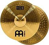 Meinl Cymbals HCS14H HCS Serie 35,56 cm (14 Zoll) Hihat Paar Becken