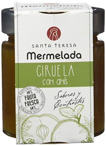 Santa Teresa Mermelada de Ciruela con Anís - 2 Paquetes de 240...