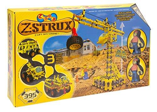 ZOOB Z-Strux Lift Sky Crane by ZOOB (Slinky Schauen)