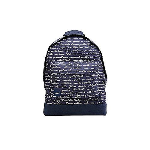 MI-Pac Script Backpack Navy School Bag 740260-014 MI-Pac Rucksack Pac-station