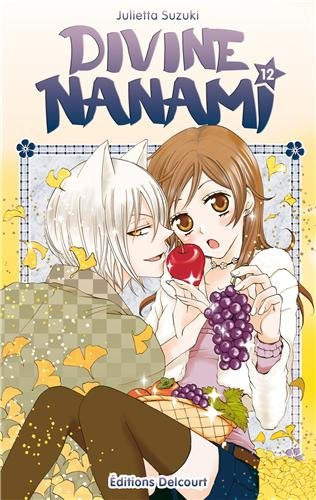 Divine Nanami Vol.12 par SUZUKI Julietta