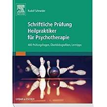 Schriftliche Prüfung Heilpraktiker für Psychotherapie