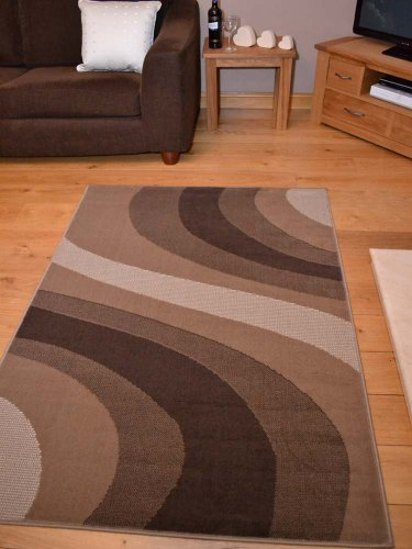 trend-brown-cream-and-beige-wave-rug-8-sizes-available-80cm-x-150cm