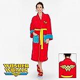 Wonder Woman Logo Albornoz multicolor one size