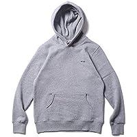 Winter Winter Hoodie sudadera con capucha chaqueta con capucha de algodon abrigo del viento de Xishan cabeza penetrante,Carbon Grey,XL