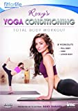 Roxys Yoga Conditioning Total Body Workout - Fit for Life Series [DVD]