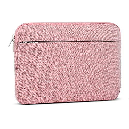 AtailorBird Laptophülle, Laptoptasche 13-13,3 Zoll stoßfest Notebooktasche Laptop Schutzhülle Notebook Tasche Schutztasche(Rosa)