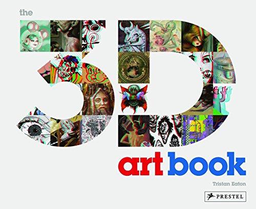 The 3D Art Book por Tristan Eaton