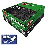 Avery Avery ultraduty GHS chemischen Etiketten für Epson colorworks C831Trommel Drucker, wasserdicht 21,6x 27,9cm 500PK (60511)
