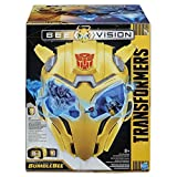Hasbro Transformers E0707100 - Movie 6 Bee Vision Maske, Augmented Reality